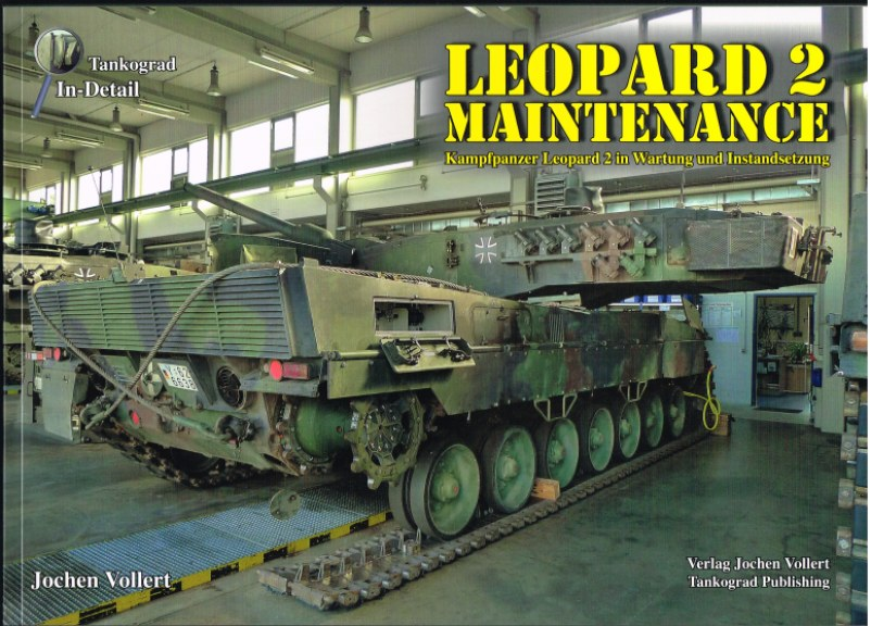Image for LEOPARD 2 MAINTENANCE
