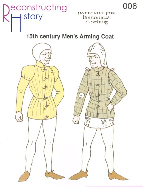 Image for RH006: 15TH CENTURY MAN'S ARMING COAT