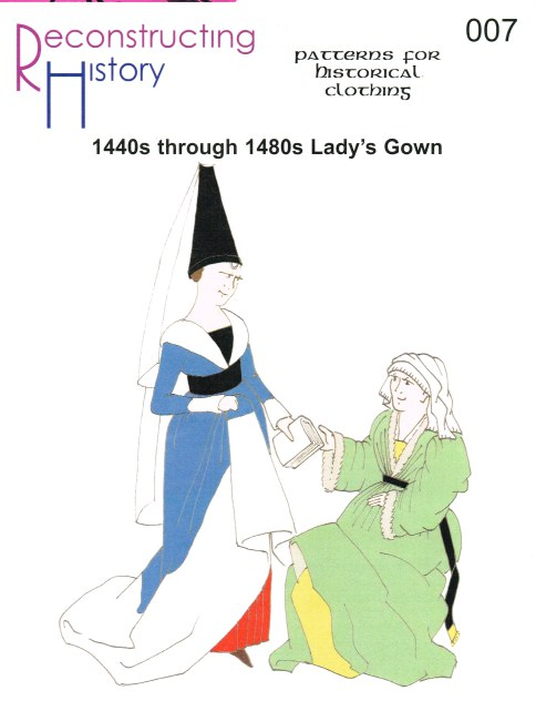 Image for RH007: 1440S THROUGH 1480S LADY'S GOWN