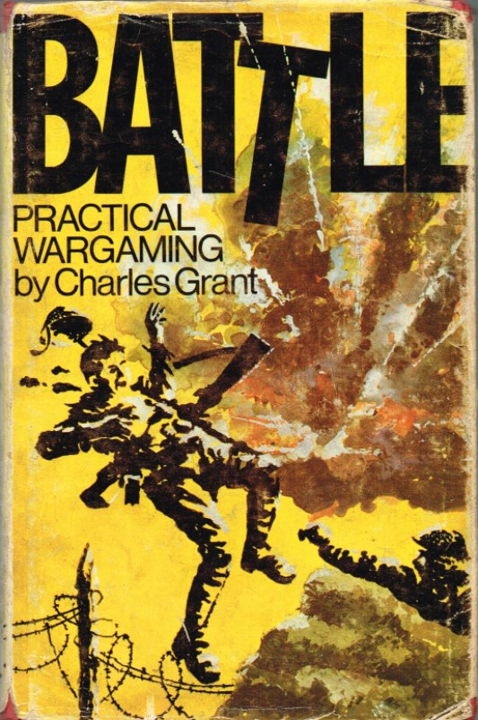 Image for BATTLE! PRACTICAL WARGAMING (SIGNED COPY)