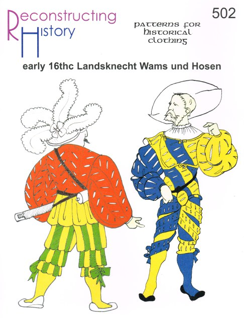 Image for RH502: EARLY 16TH CENTURY LANDSKNECHT WAMS UND HOSEN