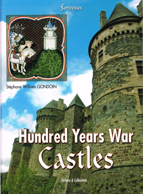 Image for HUNDRED YEARS WAR CASTLES