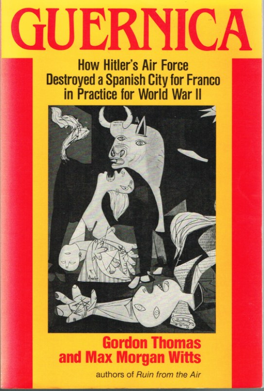 Image for GUERNICA: THE CRUCIBLE OF WORLD WAR II