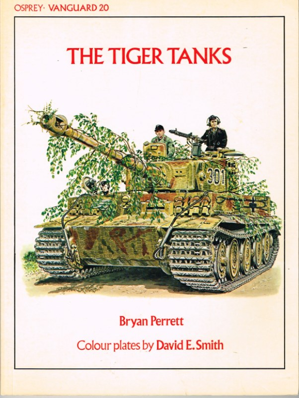 Image for OSPREY VANGUARD 20: THE TIGER TANKS