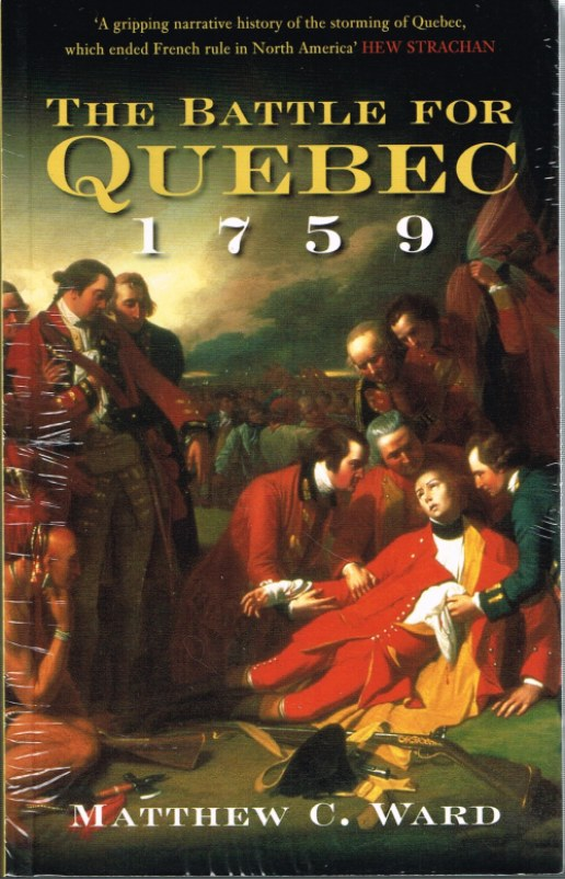 Image for THE BATTLE FOR QUEBEC 1759