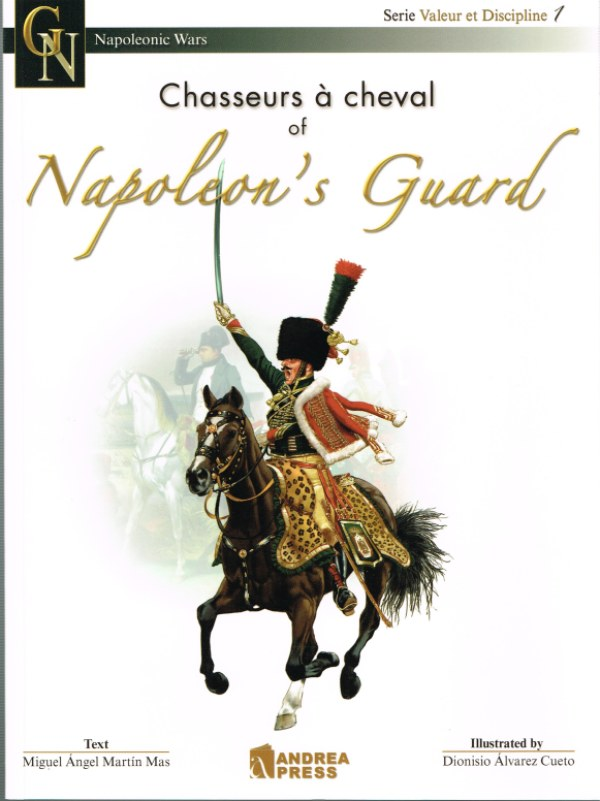 Image for CHASSEURS A CHEVAL OF NAPOLEON'S GUARD