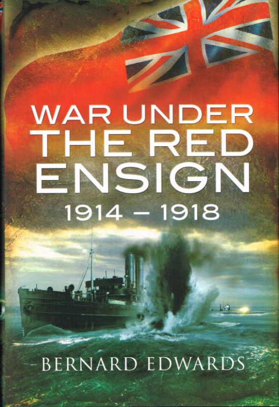Image for WAR UNDER THE RED ENSIGN 1914-1918