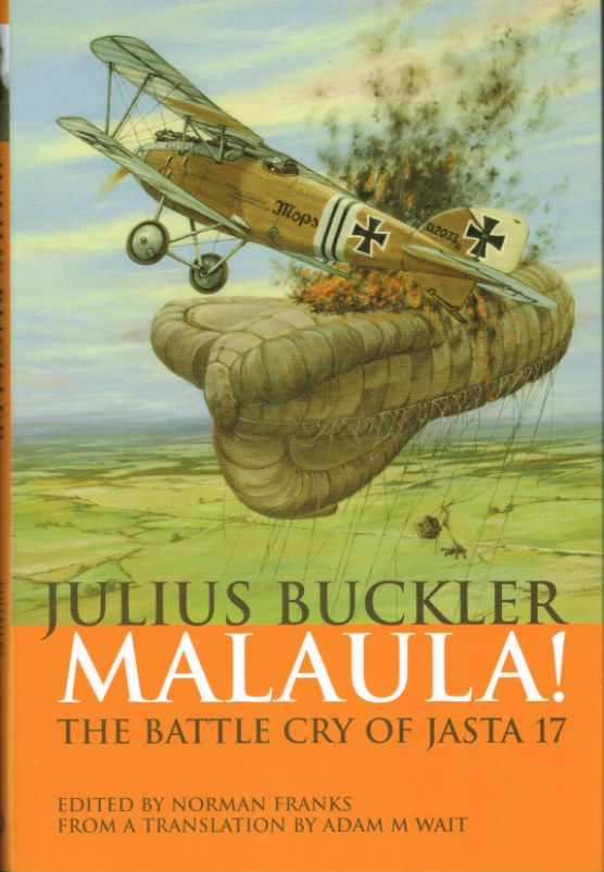 Image for MALAULA! THE BATTLE CRY OF JASTA 17