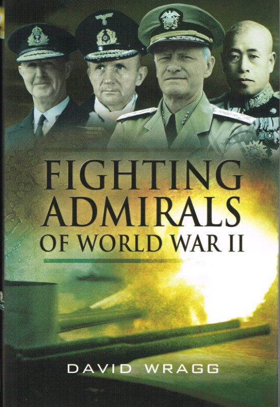 Image for FIGHTING ADMIRALS OF THE SECOND WORLD WAR