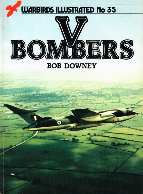 Image for WARBIRDS ILLUSTRATED NO. 35: V BOMBERS