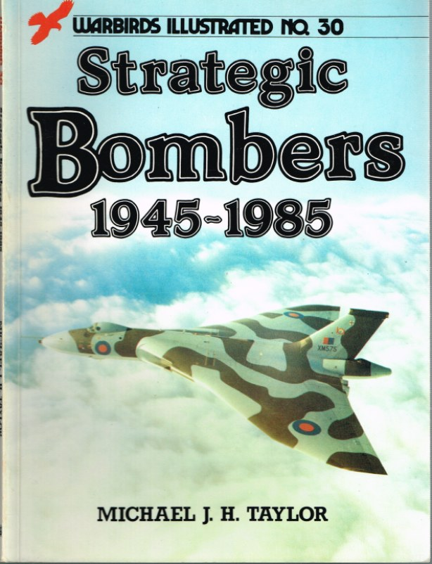 Image for WARBIRDS ILLUSTRATED NO. 30: STRATEGIC BOMBERS 1945-1985