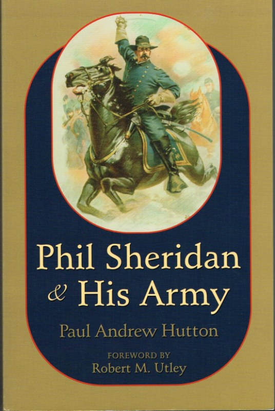 Image for PHIL SHERIDAN AND HIS ARMY