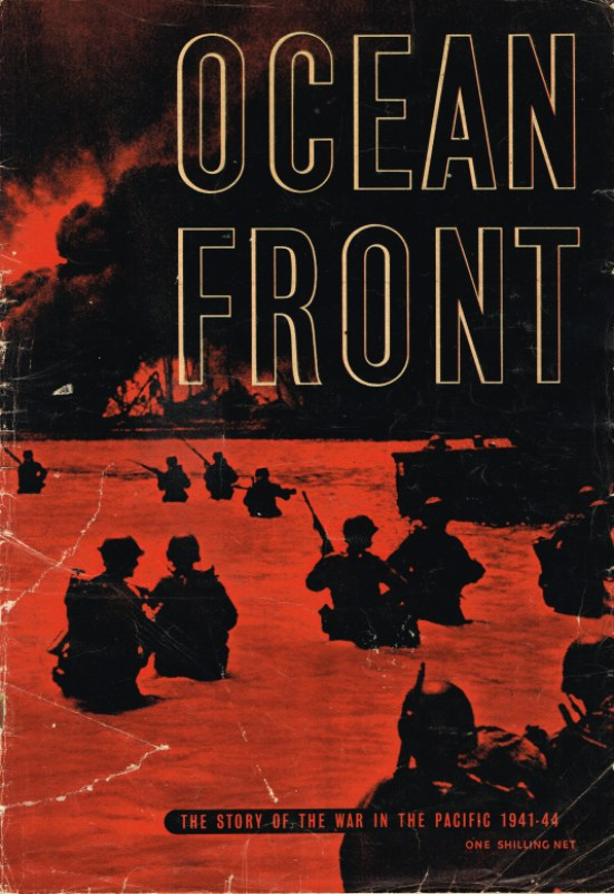 Image for OCEAN FRONT: THE STORY OF THE WAR IN THE PACIFIC 1941-44