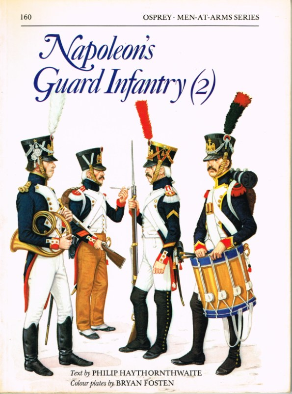 Image for NAPOLEON'S GUARD INFANTRY (2)
