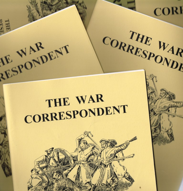 Image for THE WAR CORRESPONDENT: THE JOURNAL OF THE CRIMEAN WAR RESEARCH SOCIETY (BACK ISSUES IN STOCK)