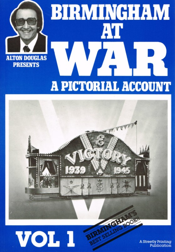 Image for BIRMINGHAM AT WAR: A PICTORIAL ACCOUNT VOLUME 1