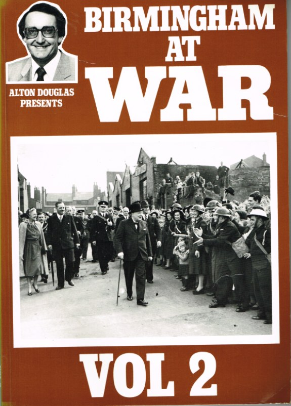 Image for BIRMINGHAM AT WAR: VOLUME 2