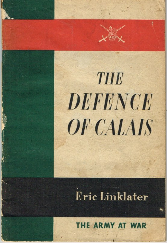 Image for THE DEFENCE OF CALAIS
