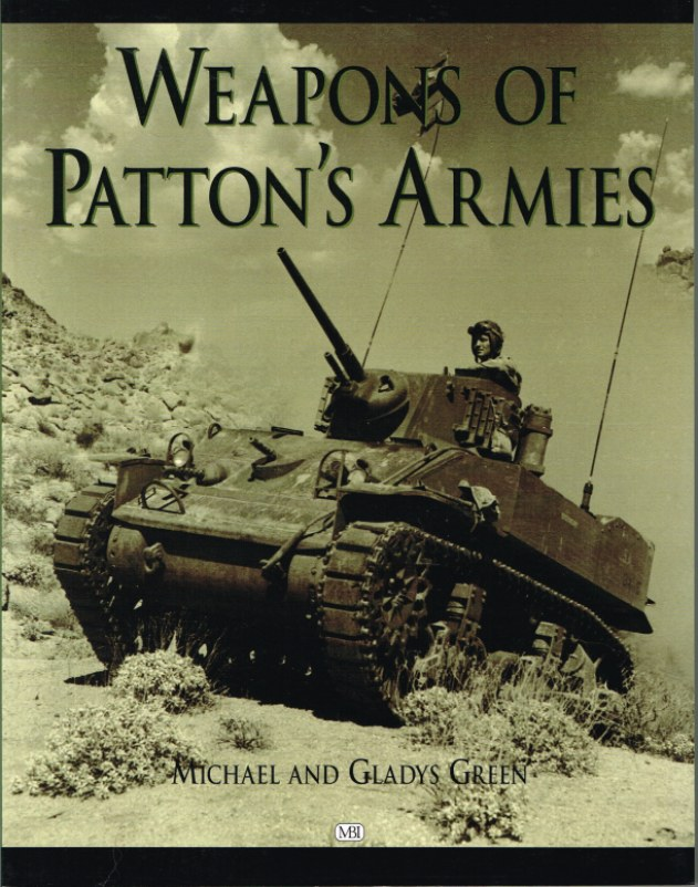 Image for WEAPONS OF PATTON'S ARMIES