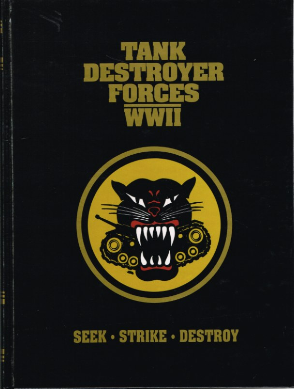 Image for TANK DESTROYER FORCES OF WWII