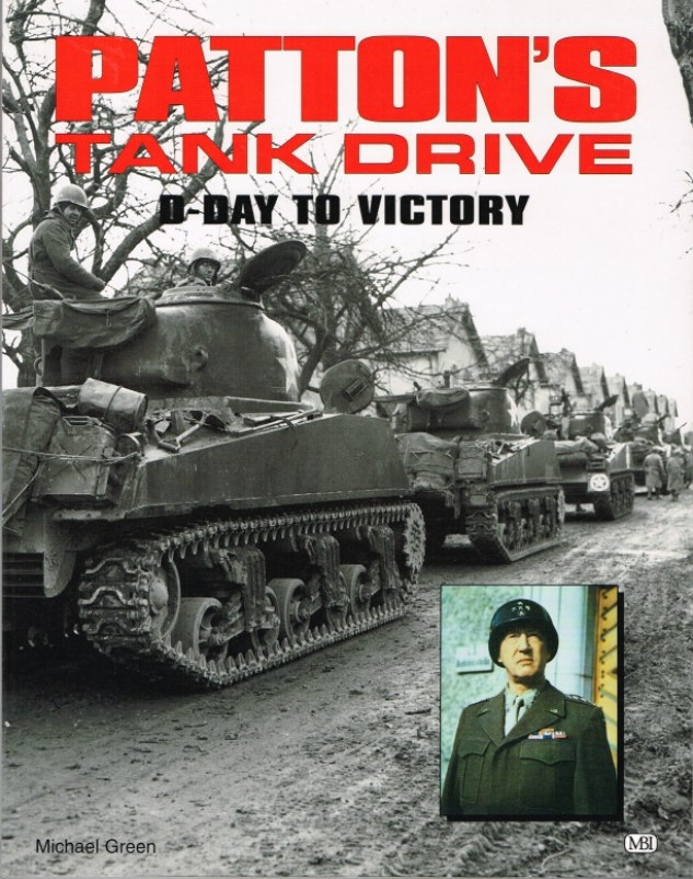Image for PATTON'S TANK DRIVE: D-DAY TO VICTORY