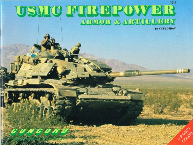 Image for USMC FIREPOWER: ARMOR & ARTILLERY