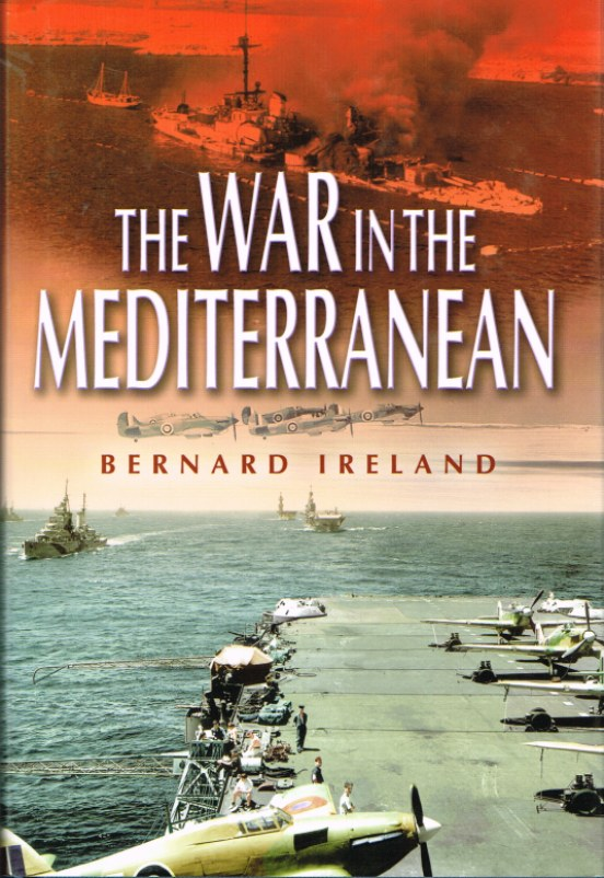 Image for THE WAR IN THE MEDITERRANEAN