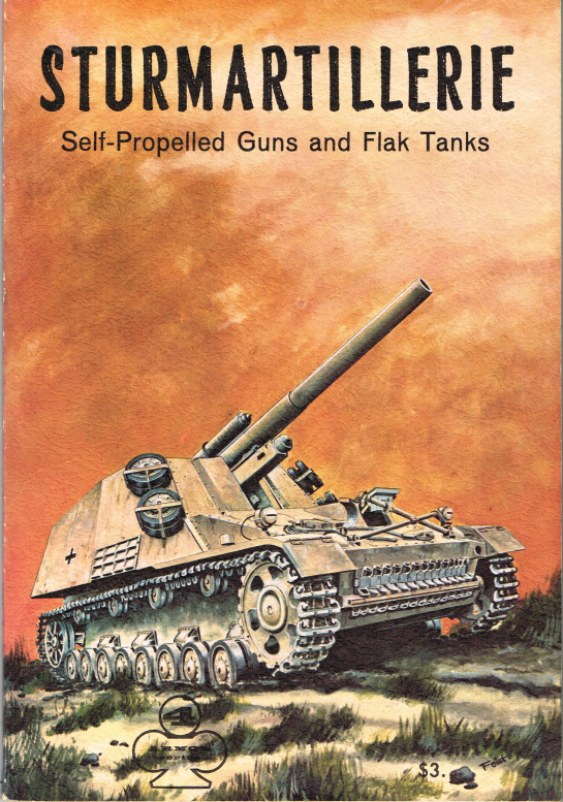 Image for STURMARTILLERIE: SELF-PROPELLED GUNS AND FLAK TANKS