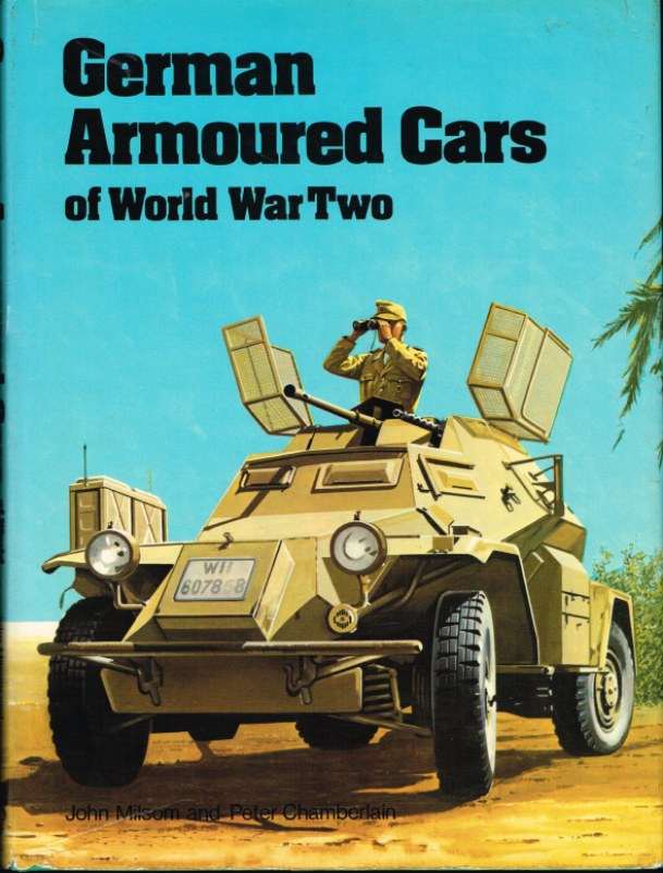 Image for GERMAN ARMOURED CARS OF WORLD WAR TWO