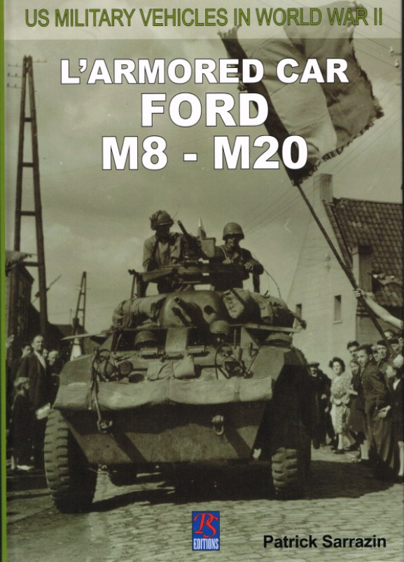 Image for L'ARMORED CAR FORD M8-M20 (FRENCH TEXT)