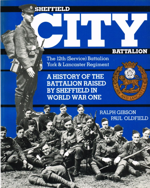 Image for SHEFFIELD CITY BATTALION