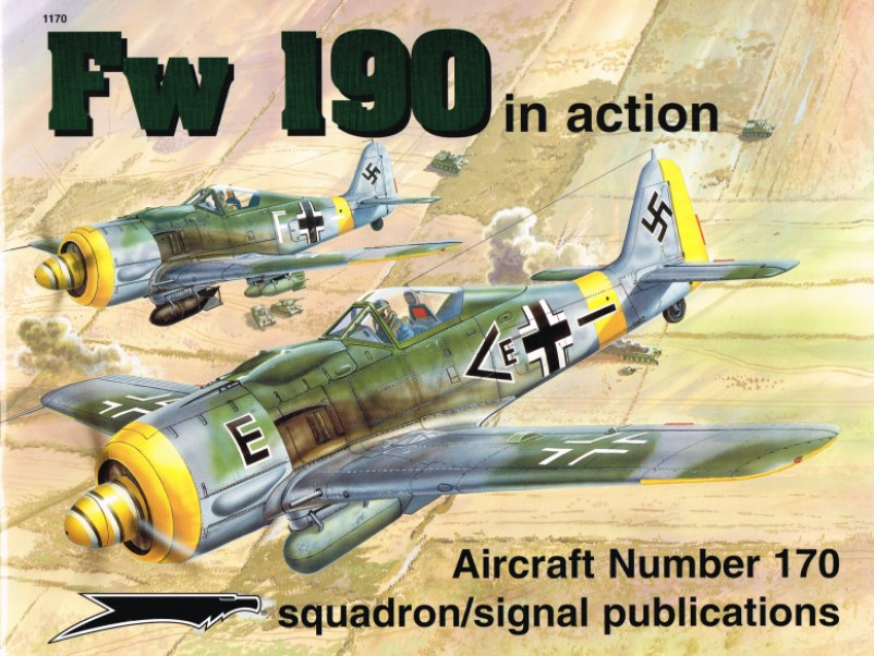 Image for FW 190 A, F, AND G IN ACTION