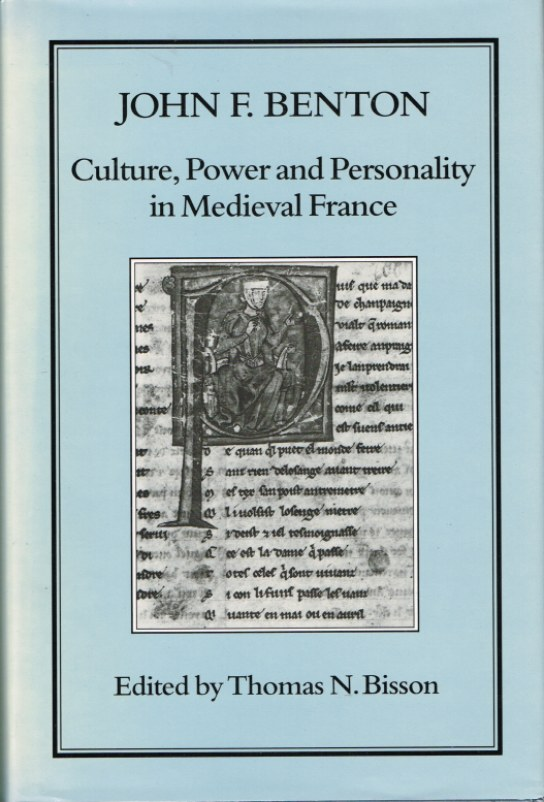 Image for CULTURE, POWER AND PERSONALITY IN MEDIEVAL FRANCE