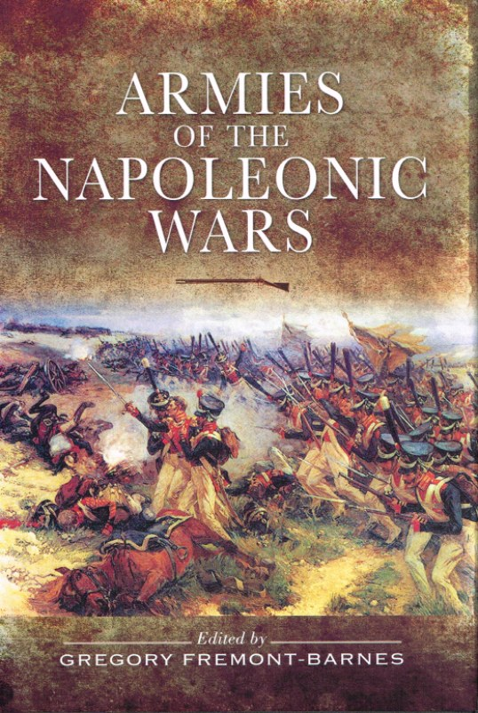 Image for ARMIES OF THE NAPOLEONIC WARS