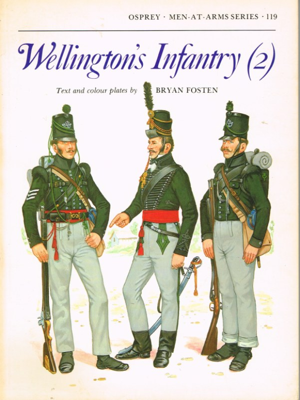 Image for WELLINGTON'S INFANTRY (2)