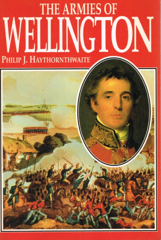 Image for THE ARMIES OF WELLINGTON