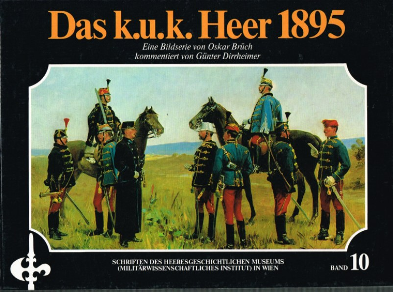 Image for DAS K.U.K. HEER 1895