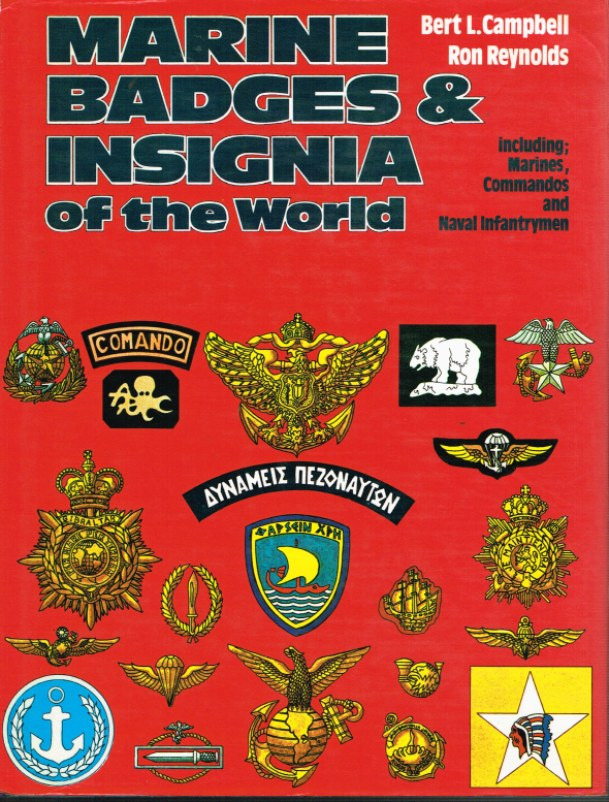 Image for MARINE BADGES & INSIGNIA OF THE WORLD