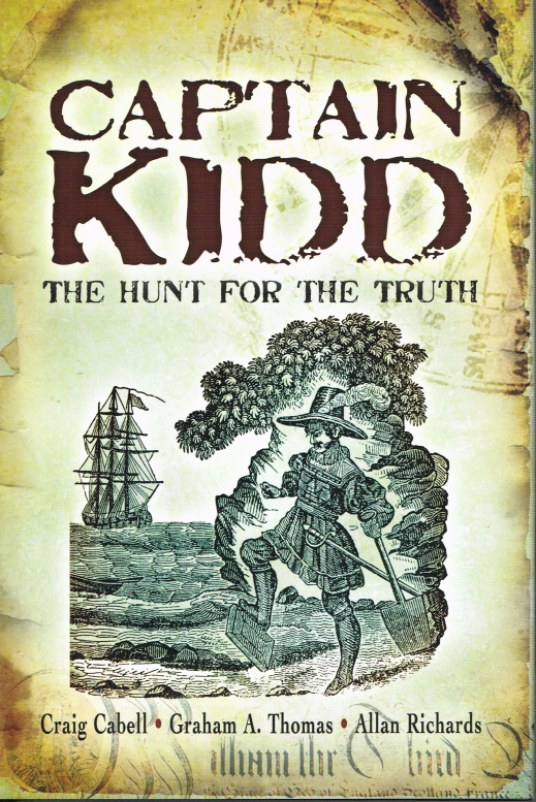 Image for CAPTAIN KIDD: THE HUNT FOR THE TRUTH