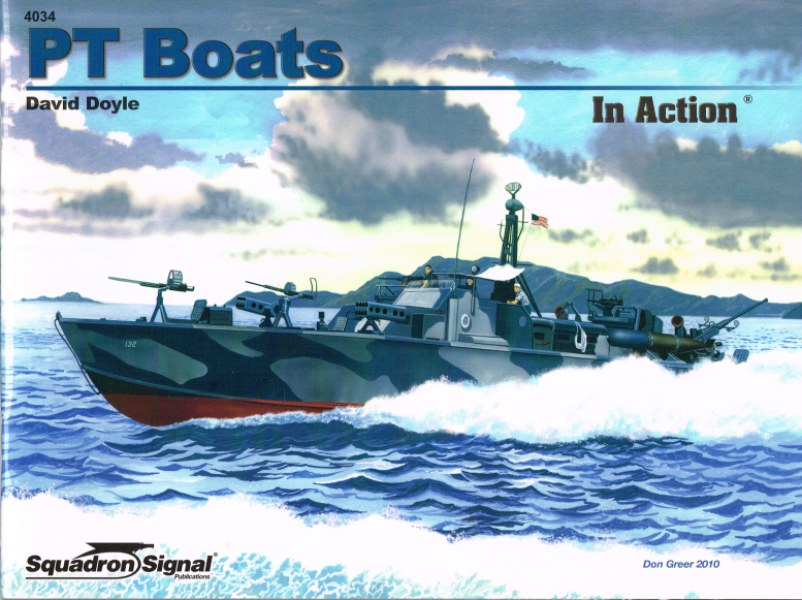 Image for PT BOATS: IN ACTION