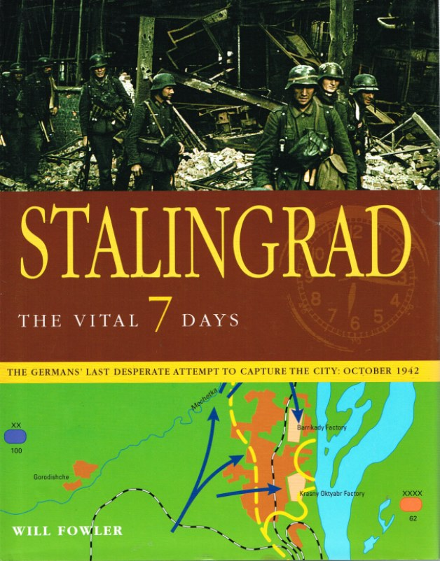 Image for STALINGRAD: THE VITAL 7 DAYS