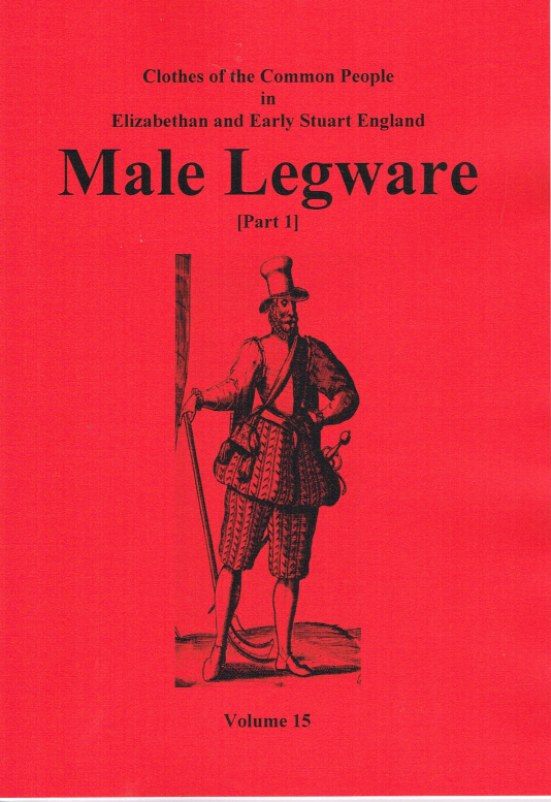 Image for CLOTHES OF THE COMMON PEOPLE VOLUME 15: MALE LEGWARE (PART 1)