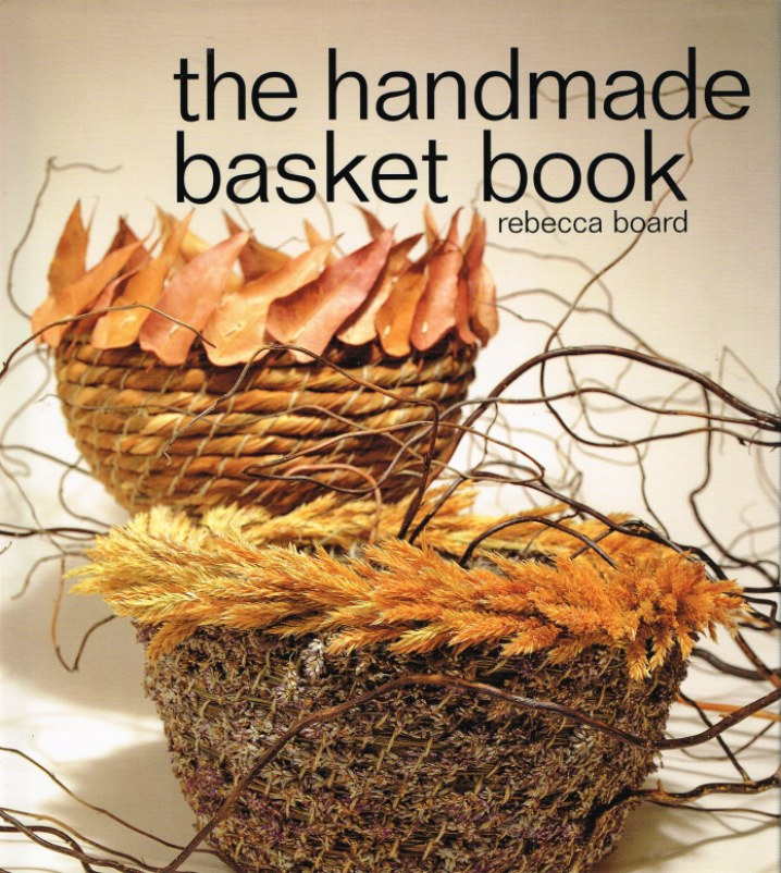 Image for THE HANDMADE BASKET BOOK
