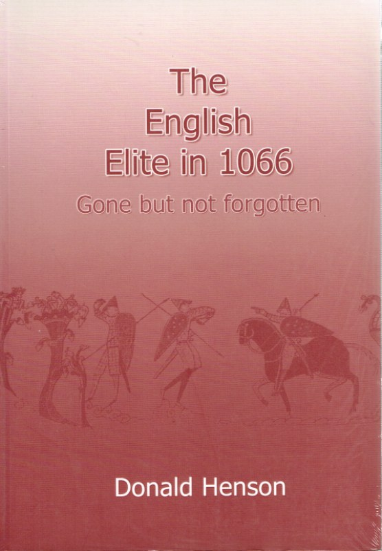 Image for THE ENGLISH ELITE IN 1066