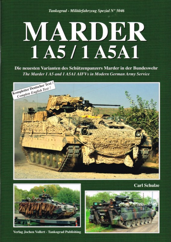 Image for MARDER 1 A5 / 1 A5A1 IN MODERN GERMAN ARMY SERVICE