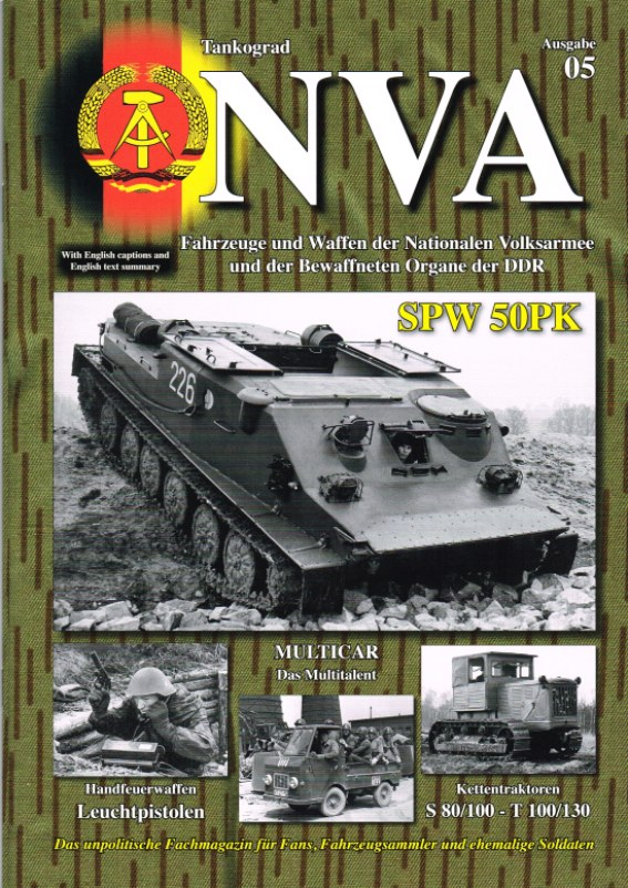 Image for TANKOGRAD NVA NO.5