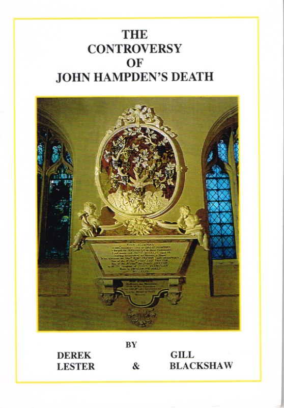 Image for THE CONTROVERSY OF JOHN HAMPDEN'S DEATH