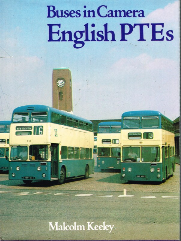 Image for BUSES IN CAMERA: ENGLISH PTES