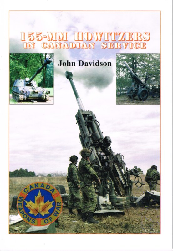 Image for 155-MM HOWITZERS IN CANADIAN SERVICE