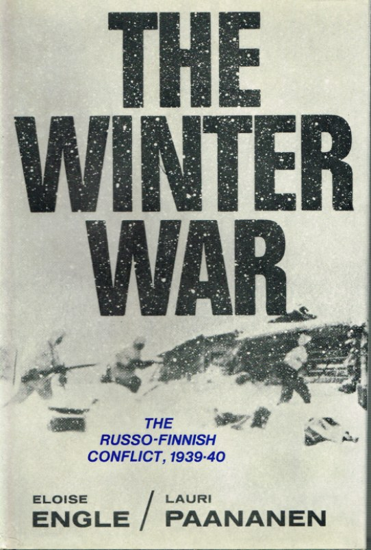 Image for THE WINTER WAR: THE RUSSO-FINNISH CONFLICT 1939-40
